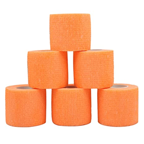 comomed vendaje cohesivo vendaje vendaje adhesivo rollo Flexible ...