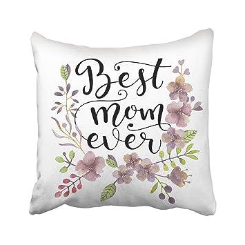 Amazon.com: Emvency - Funda de almohada para el día de la ...