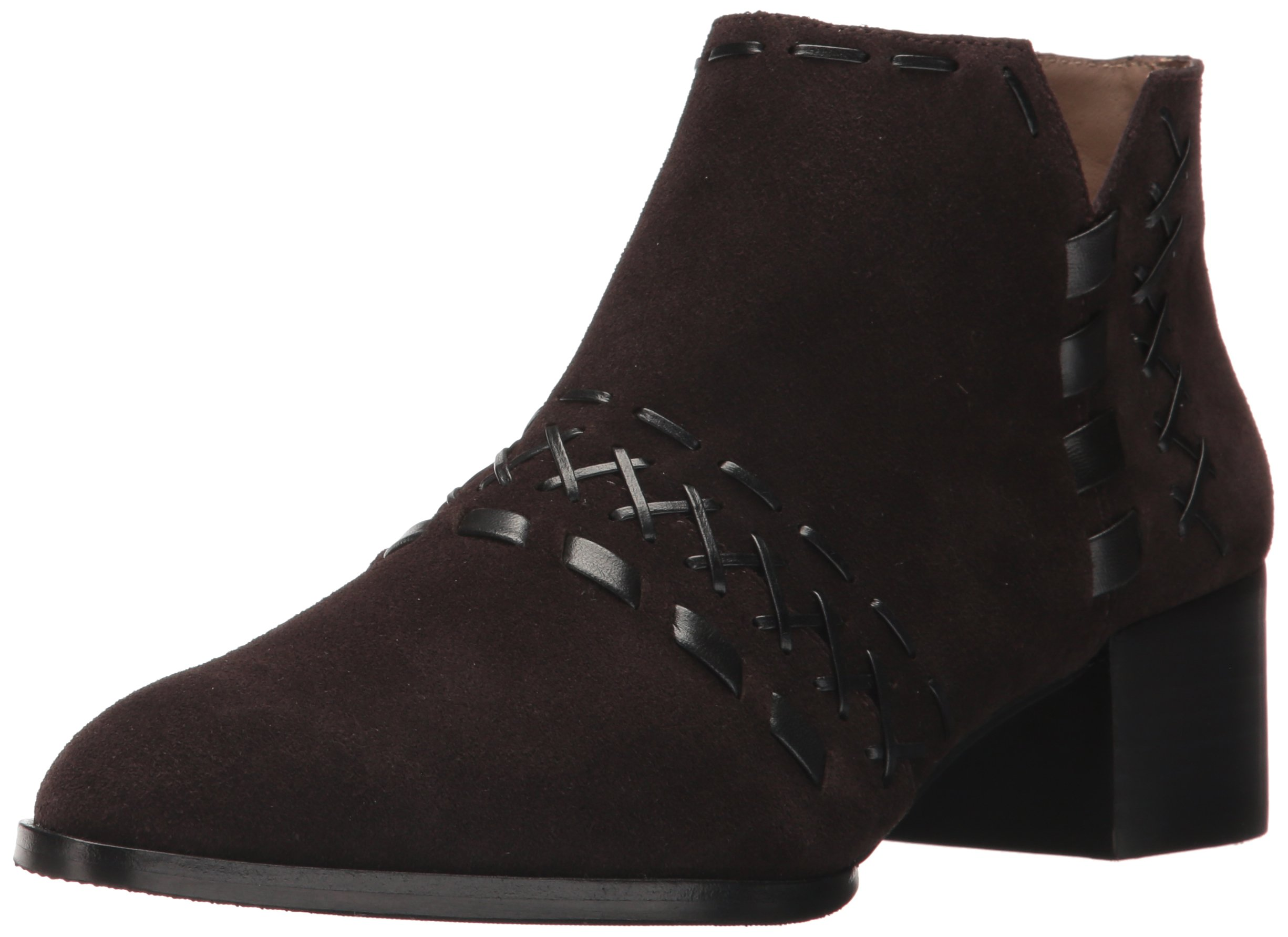 Donald J Pliner Women's Bowery Ankle Boot, Cocoa, 6 M US