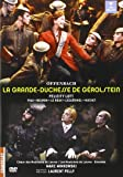 Offenbach: La Grande Duchesse de Gérolstein (Version française) [Import]