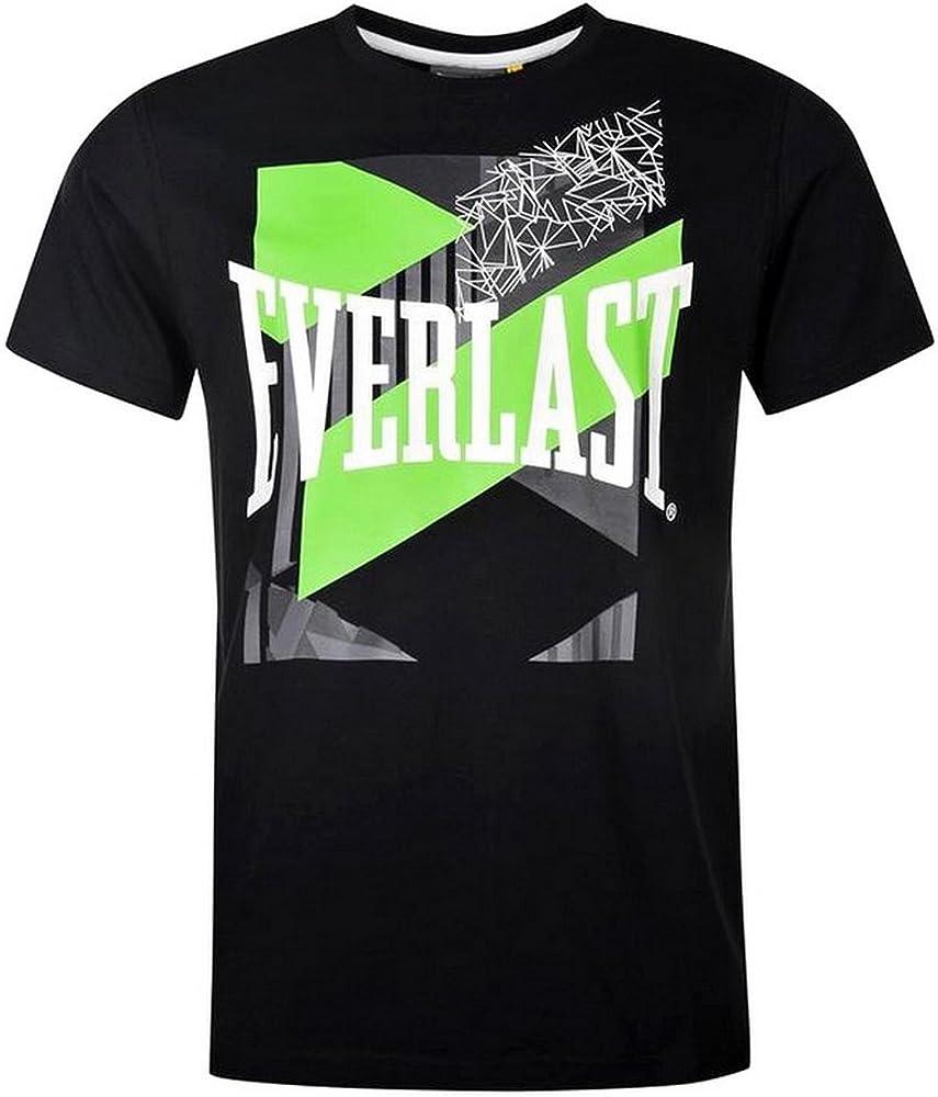 Everlast - Camiseta - Camisetas - Cuello redondo - para hombre ...