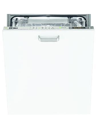 Beko DIN 5931 FX6 Totalmente integrado 13cubiertos A+ lavavajilla ...