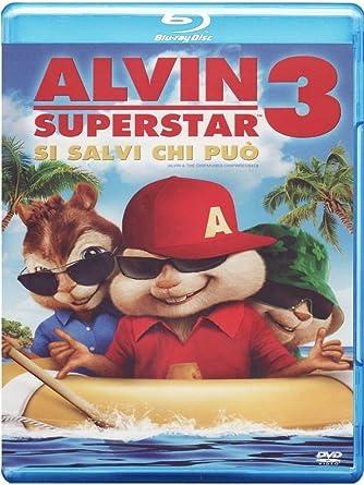 alvin superstar dvd