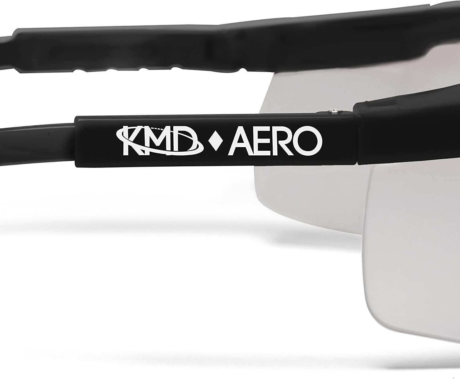 KMD Aero Aviation Flight Training Glasses with Frosted Adjustable Polycarbona...