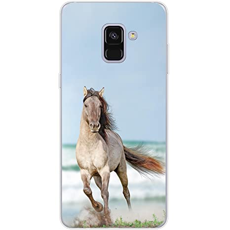 coque samsung a5 cheval