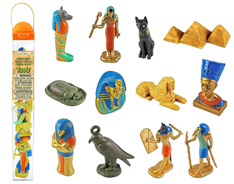 Amazon Safari Ltd 699304 Ancient Egypt Toob Toys Games