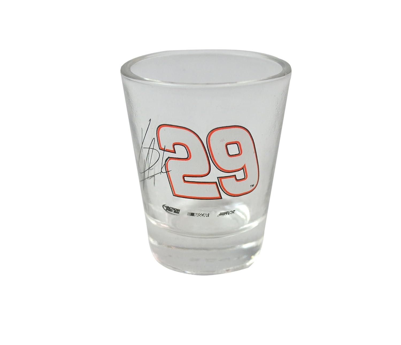 Great for Home Tailgate NASCAR Fan Shop 2-Pack 2 oz Shot Glasses