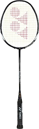 Yonex Muscle Power 29 Badminton Racquet with free Full Cover (G4, 85-89.9 grams, 28 lbs Tension)