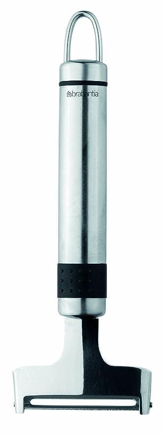 42 opinioni per Brabantia Profile Pelapatate a T con Lama Mobile, Acciaio Inossidabile