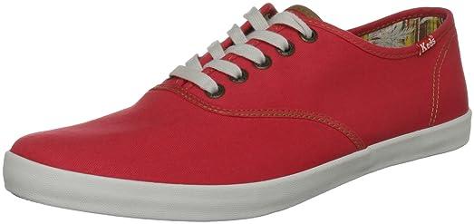 Keds Champion CVO - Zapatillas para mujer, color rojo (rot), talla 42