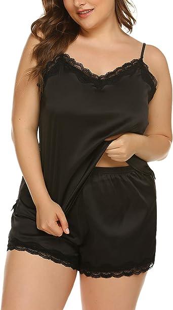 Pajamas Ladies Pajamas Nightdress Sissy Plus Size Dress Womens Nightie