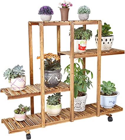 Estantes para plantas / estanteria jardin LLMHJ Soporte para ...