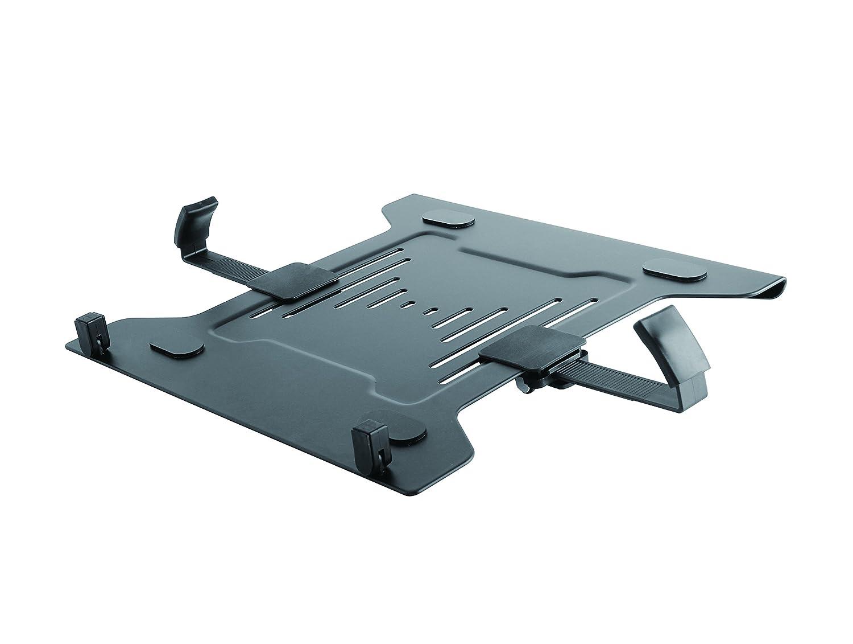 Newstar Laptop Holder (mounting via VESA 75x75 to 100x100mm) - Black NOTEBOOK-V200