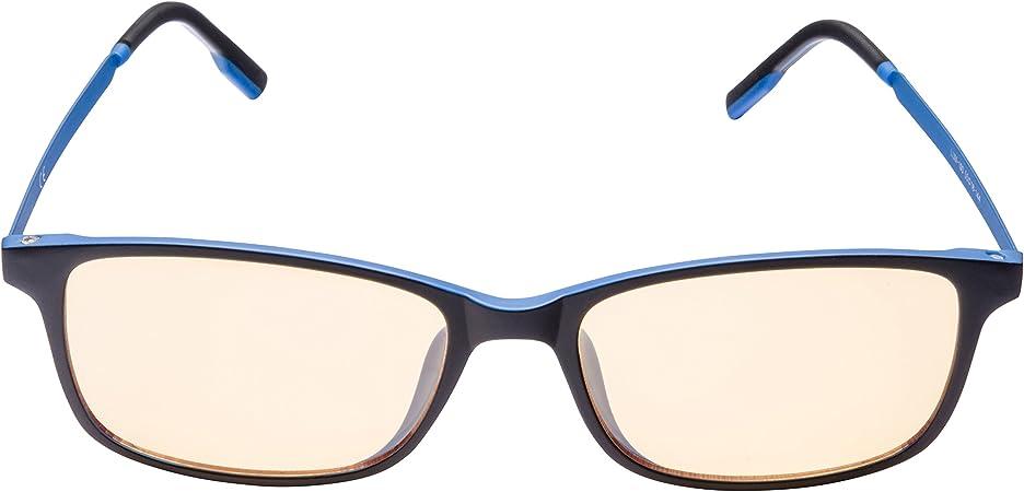 TALLA Sol. Lumin - Gafas de conducción nocturna SOL – Para lluvia, niebla y conducción nocturna – Seguridad en carretera – Protección UVA y UVB – Reduce la fatiga ocular y el dolor de cabeza – Estilo unisex
