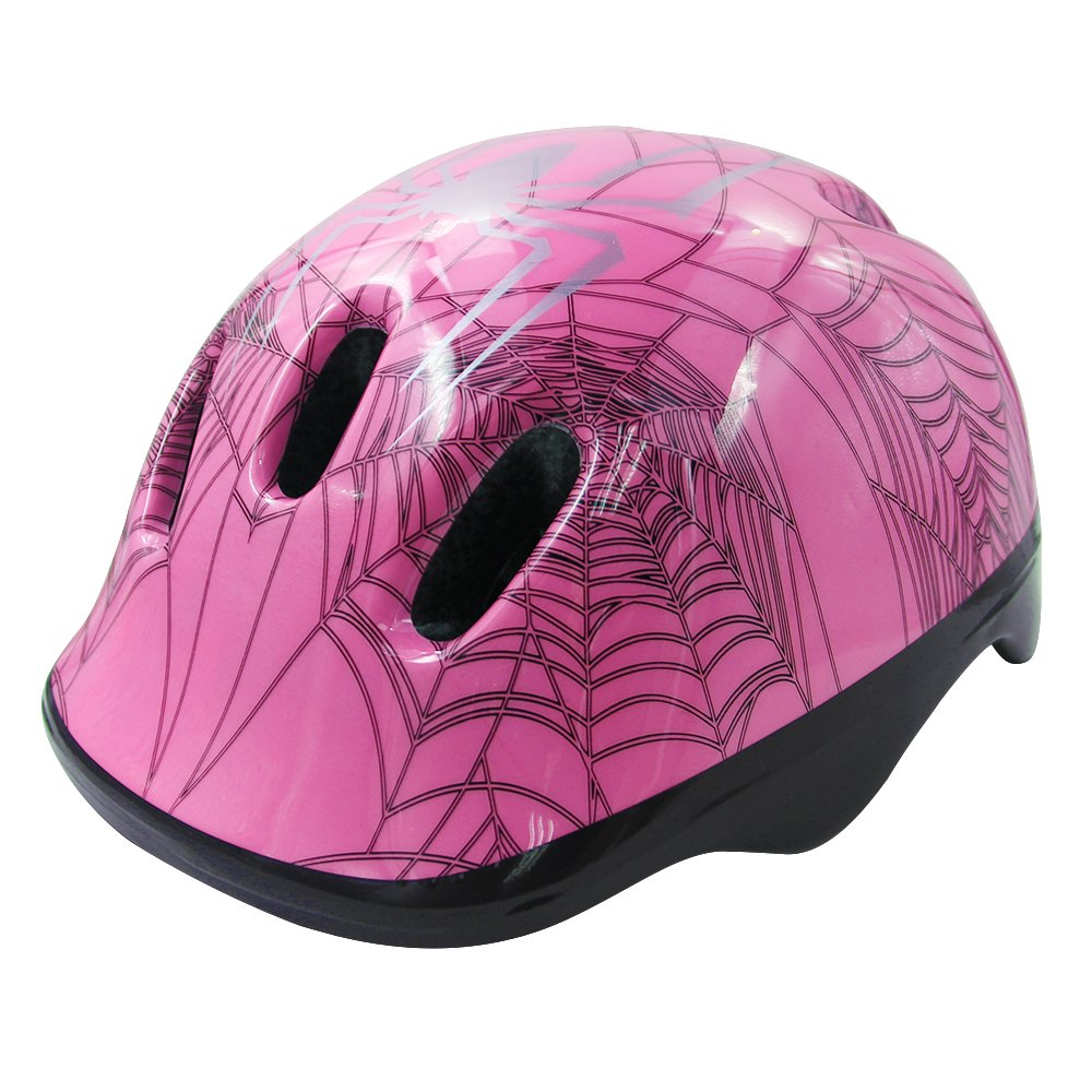 Toddler Bike Helmet, Multi-Sport Lightweight Safety Helmets for Cycling /Skateboard/Scooter/ Skate Inline Skating /Rollerblading Protective Gear Suitable Boys/Girls ( 3-8 Year Old),(Pink)