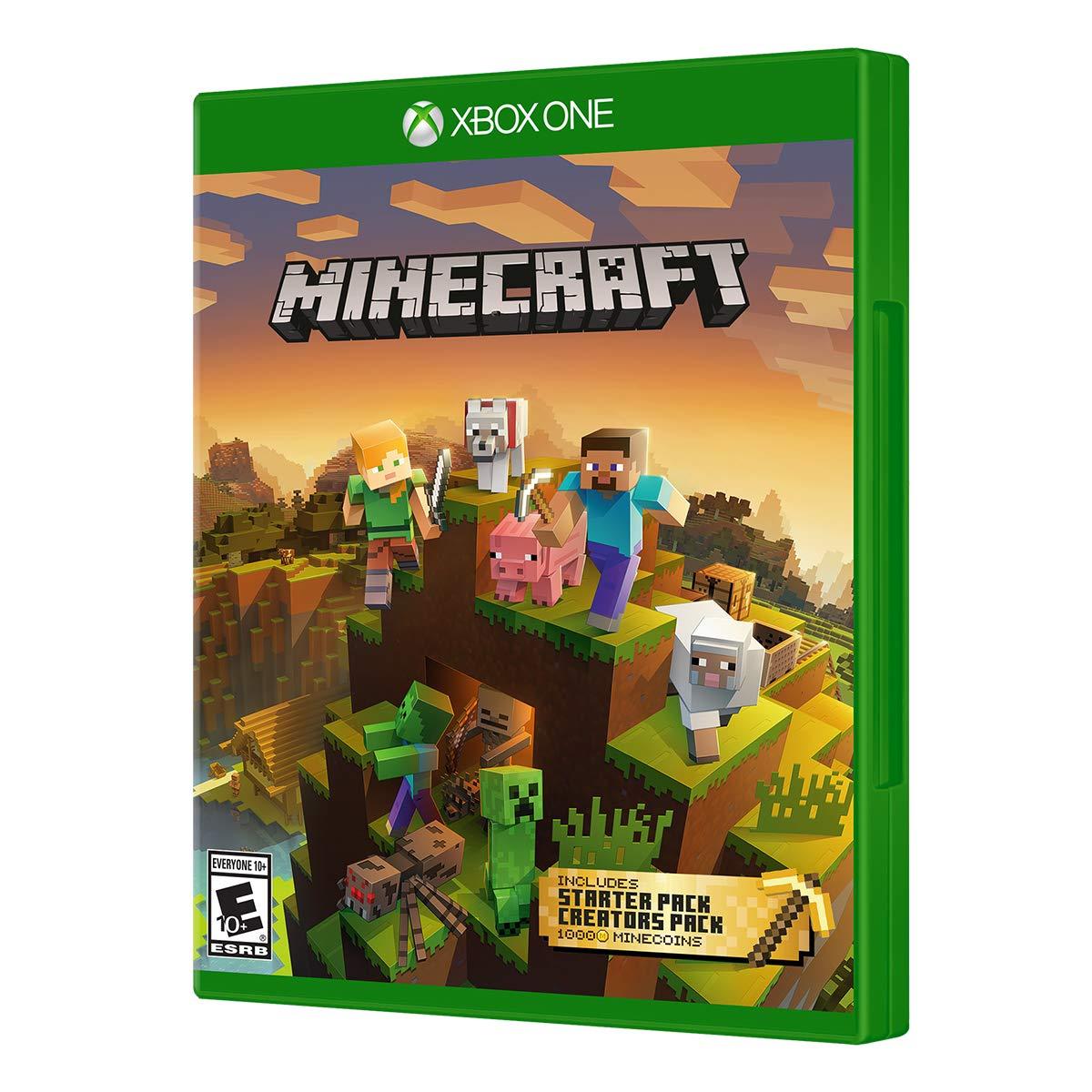 Amazon com: Minecraft Master Collection - Xbox One