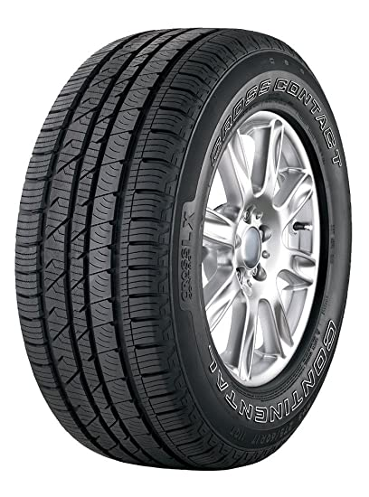 Continental Cross Contact >> Amazon Com Continental Crosscontact Lx Sport Radial Tire 235