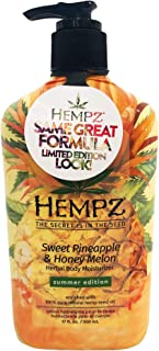product image for Hempz Summer Edition Sweet Pineapple & Honey Melon 17 ounces