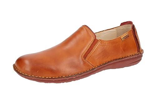 Pikolinos M8M-3172 Brandy - Mocasines de Piel Lisa para Hombre: Amazon.es: Zapatos y complementos