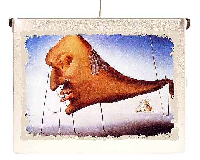 Lámpara Marco de suspensión de techo Salvador Dali – El sueño