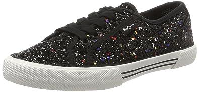 Pepe Jeans Damen Aberlady Studio Sneaker