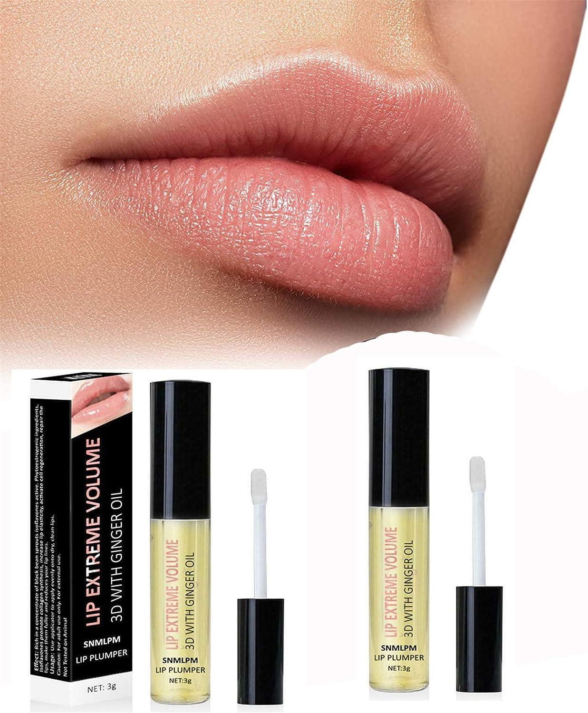 Zhengbenchang Super Volume Lips Plumper Liquid Lipstick Long ...