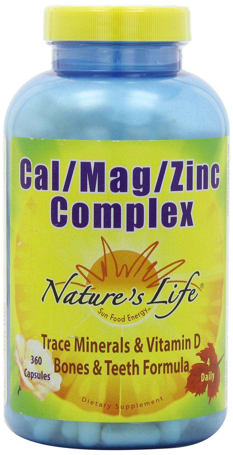 Nature S Life Apple Cider Vinegar