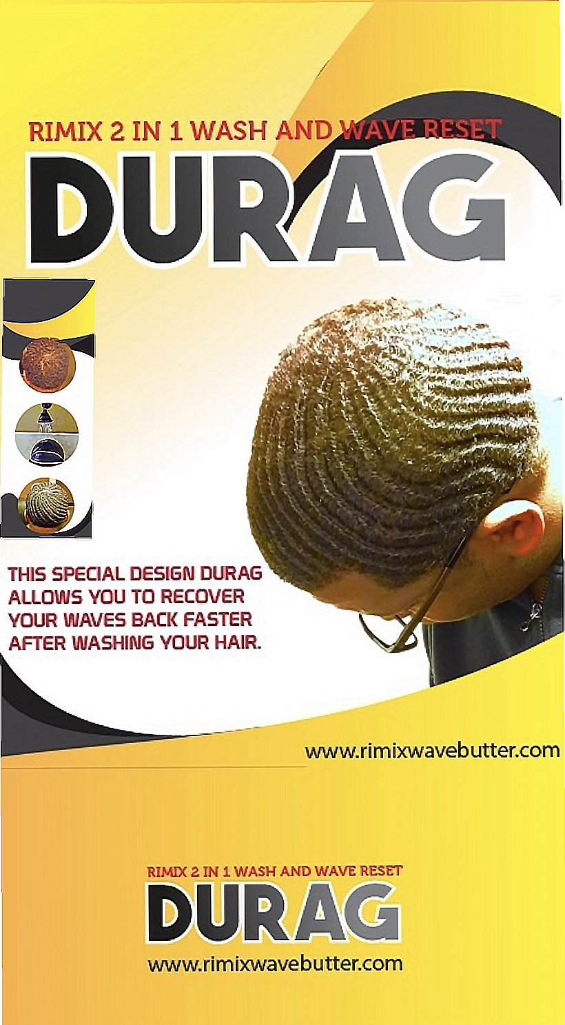 Amazoncom Rimix 2 In 1 Wash And Wave Reset Durag For 360 540