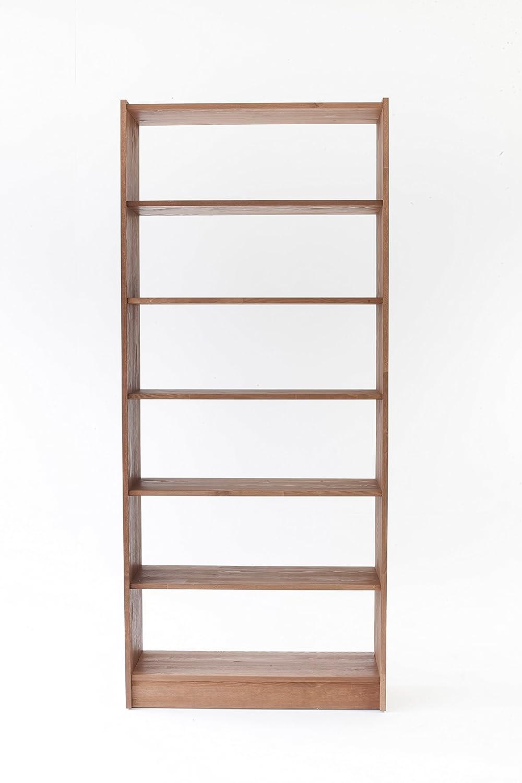 Ambientehome 90684 Regal, Holz, Holz, Holz, weiß, 84 x 30.5 x 195 cm f9a08d