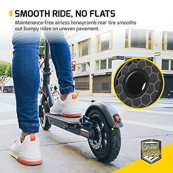 Amazon.com: Swagtron City Commuter Patinete eléctrico, 18 ...