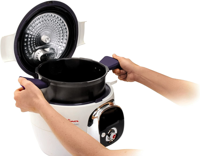 Moulinex Cookeo CE701010 - Robot de cocina (1200 W, capacidad para ...