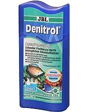 JBL Denitrol, attivatore batterico, per acquari d'Acqua Dolce e Marina, per Un rapido ripopolamento di Pesci