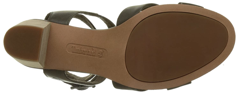 sandales compensées timberland