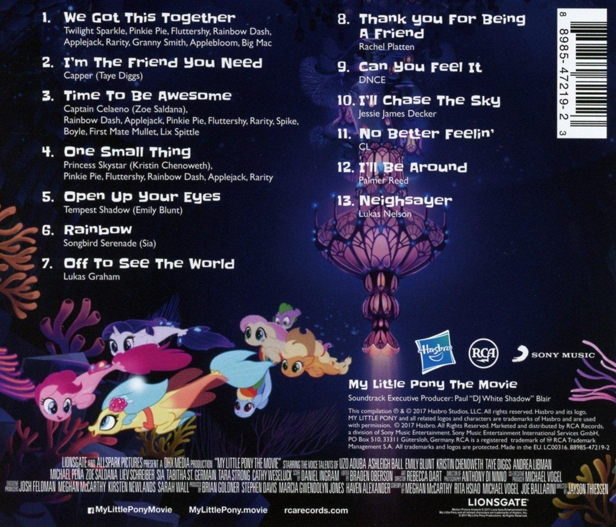 My little pony movie soundtrack download zip | My Little Pony