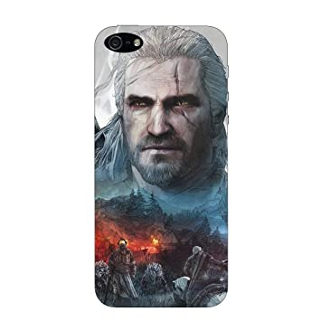 The Stubborne The Witcher 3 Geralt Of Rivia Artwork 3d