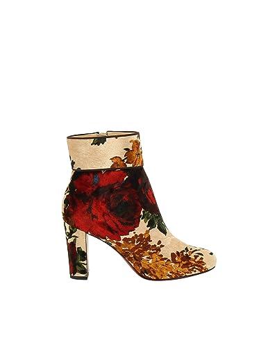 buy online ab638 4dedf CHRISTIAN LOUBOUTIN Women's 3171167M945 Multicolor Velvet ...