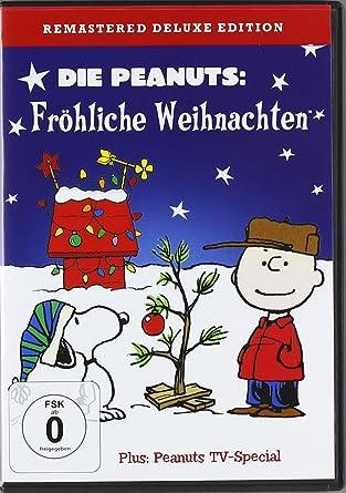 Frohe Weihnachten Ungarisch.Die Peanuts Frohliche Weihnachten Deluxe Edition Amazon