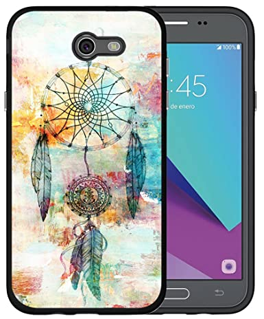 8daaef26d6c Case for Galaxy J7 2017 Dreamcatcher - CCLOT TPU Replacement Cover  Compatible for Samsung Galaxy Halo