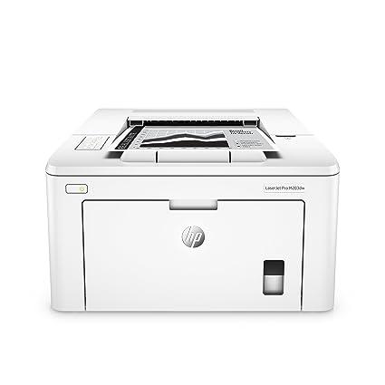 HP LaserJet M203dw - Impresora láser (A4, Wifi, 1200 x 1200 DPI), color blanco