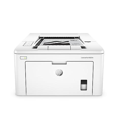 HP LaserJet M203dw - Impresora láser (A4, Wifi, 1200 x 1200 DPI ...