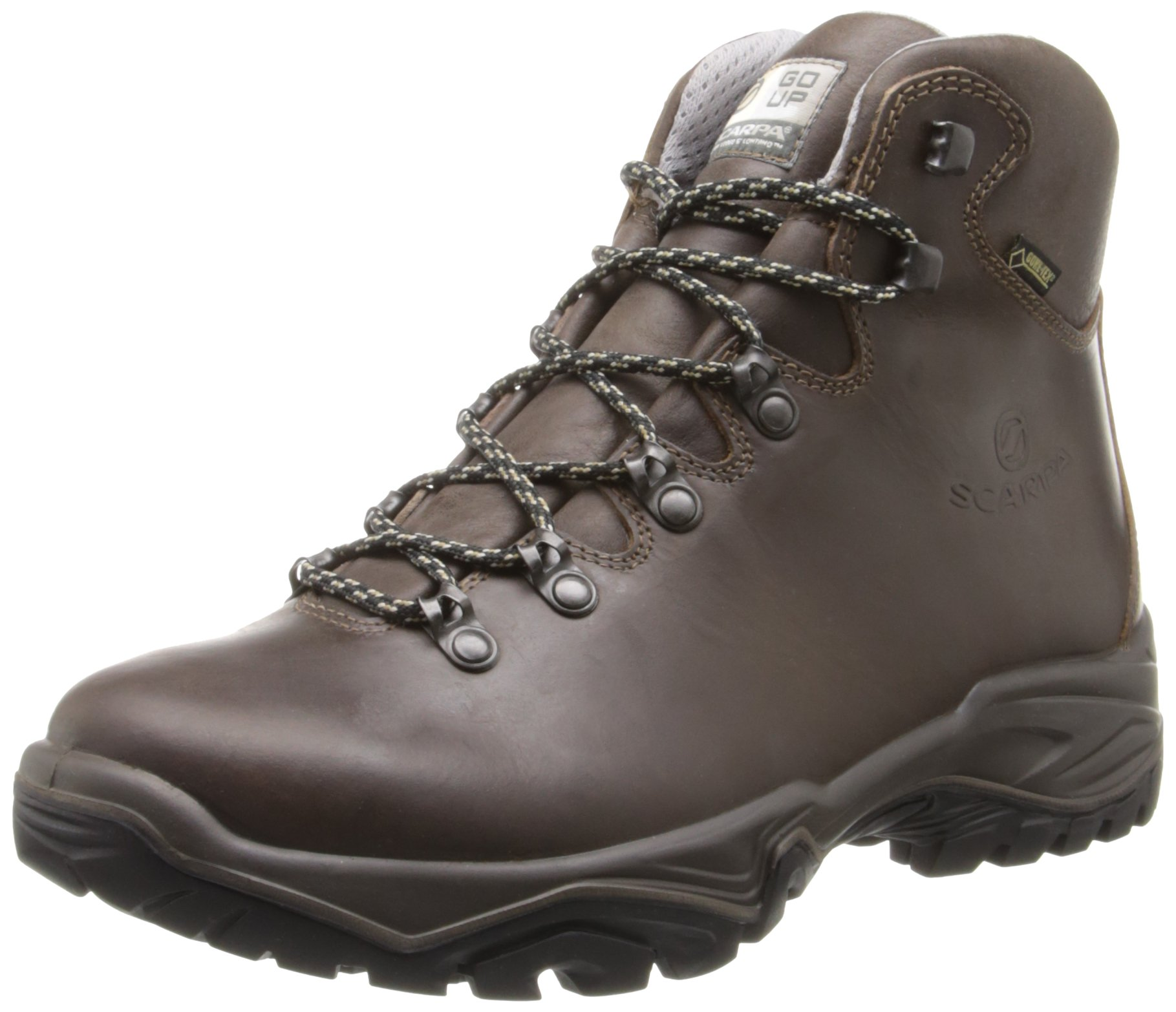 Scarpa Womens Women's Terra GTX Hiking Boot,Brown,38 EU/7 M US