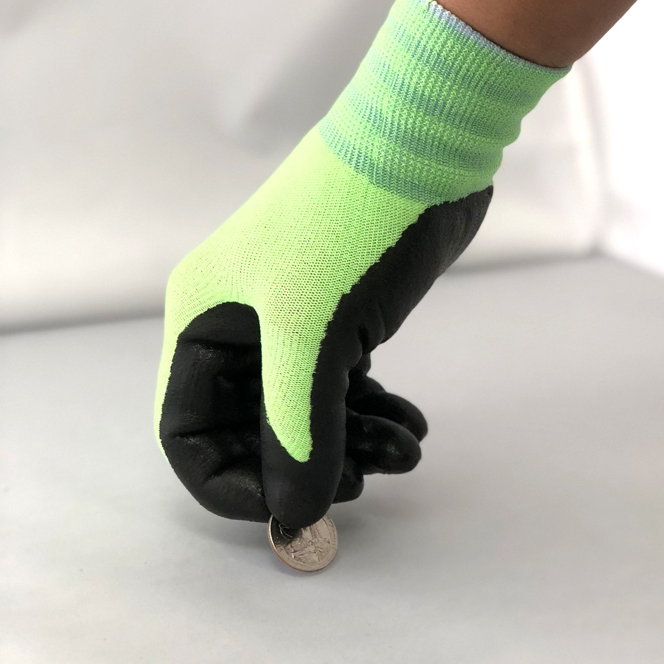 3M Super Grip Garden Work Gloves- 3 PACK (Extra Large) by 3M Super Grip (Image #2)