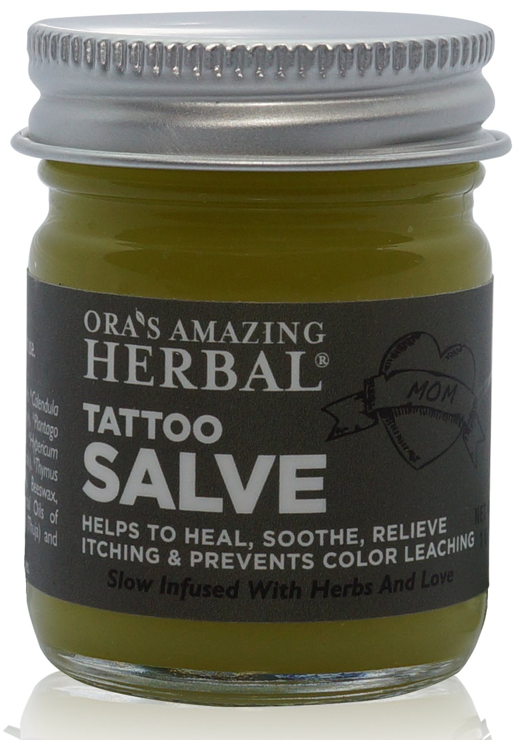 Tattoo salve natural aftercare treatment salve ointment for Tattoo healing lotion