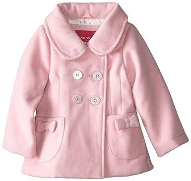 fadc5aaf1 shop best sellers b87f3 5fc22 london fog baby girls faux wool jacket ...
