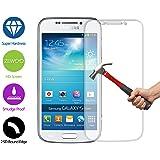 ZeWoo Le Film Protection En Verre Trempé - Pour Samsung Galaxy S4 Zoom - Le Filtre Protecteur D'écran(9H *2.5D, 0,3mm)