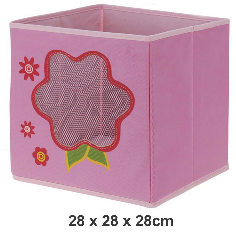 LS Design Kinder Organizer Faltbar Aufbewahrung Box Kiste Schublade ...