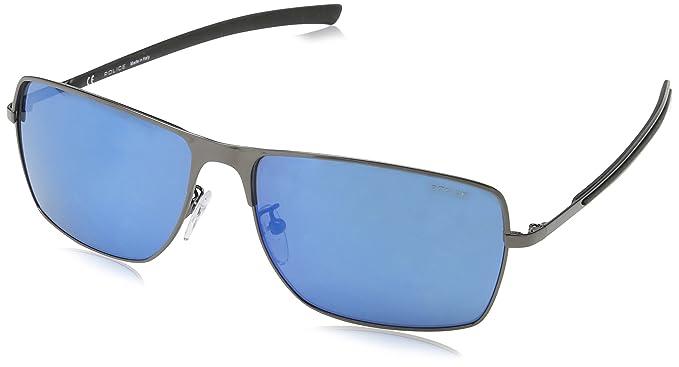 Police SPL149 Gafas de sol Negro 568B Hombre: Amazon.es ...