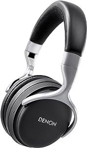 DENON (Denon) high resolution sound source corresponding noise canceling system employs Bluetooth headphone AH-GC20