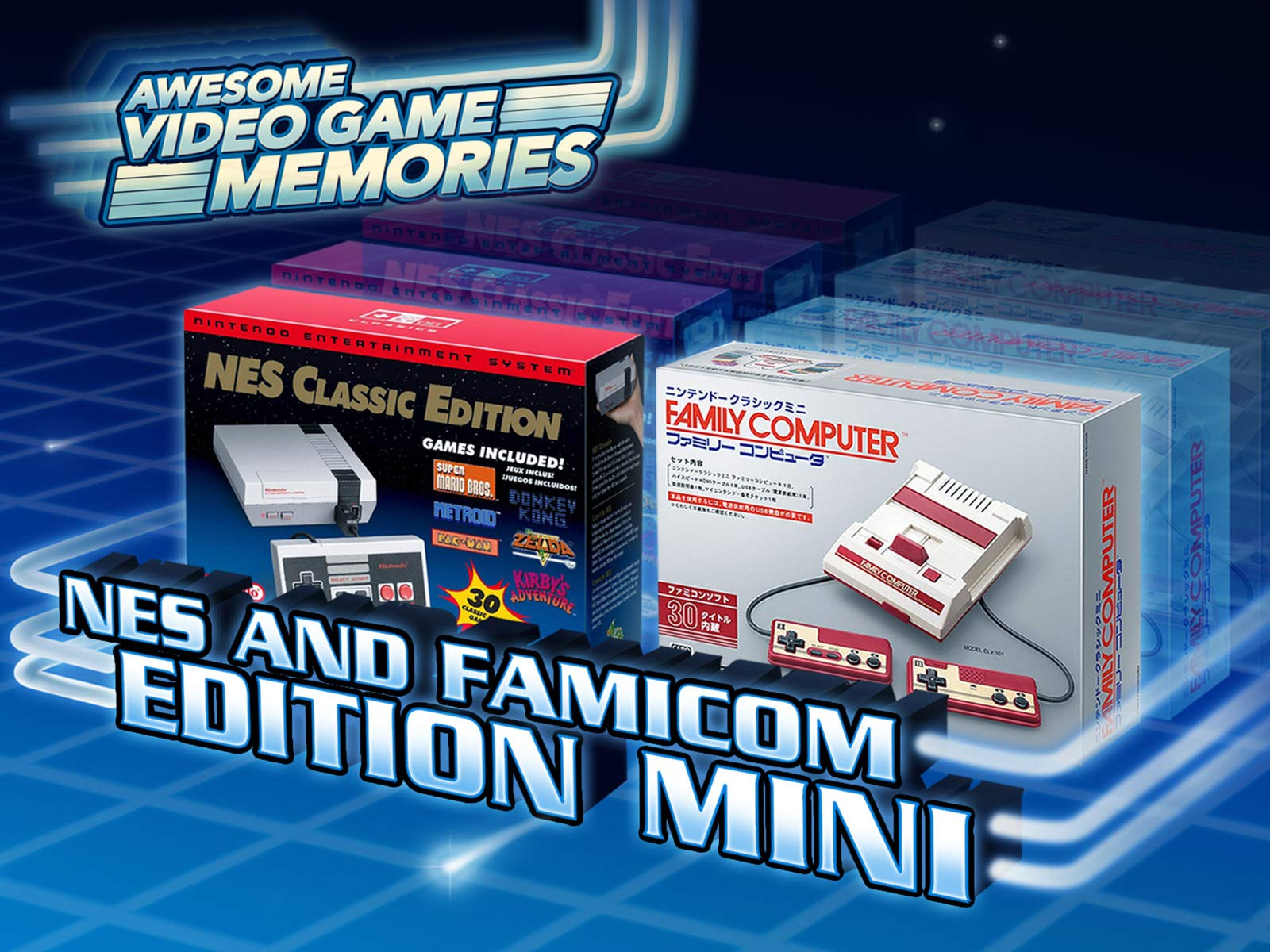 Watch Awesome Video Game Memories | Prime Video