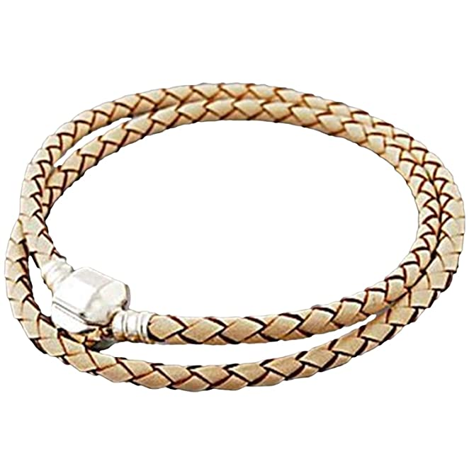 17cm pandora style bracelet